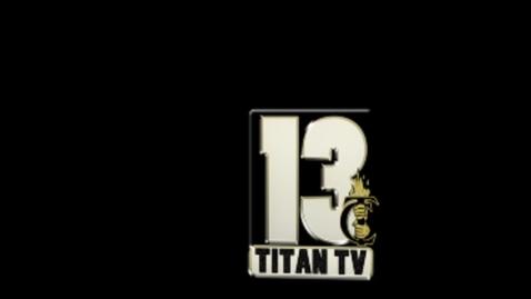 Thumbnail for entry TitanTV News 8.31.2012