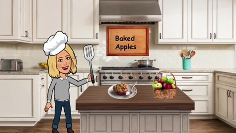 Thumbnail for entry Baked Apples