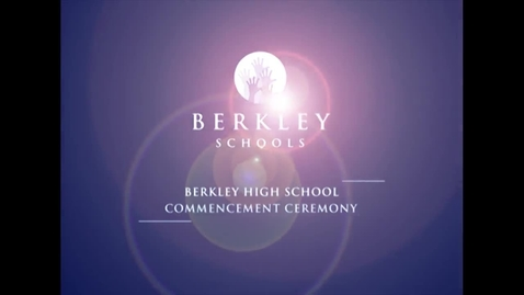 Thumbnail for entry 2013 BHS Commencement Ceremony