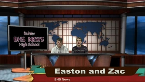 Thumbnail for entry BHS News January 22nd 2016