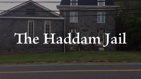 Thumbnail for entry Brett's Haddam Jail Project