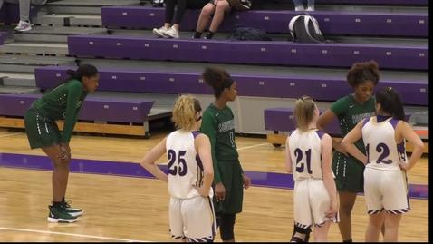 Thumbnail for entry 19-20 Lady Caps Basketball vs Southeast