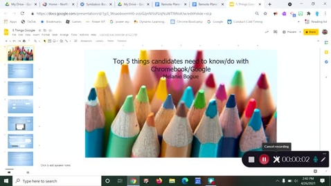 Thumbnail for entry Top 5 things you need to know to use Google