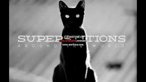 Thumbnail for entry superstitions TKAM