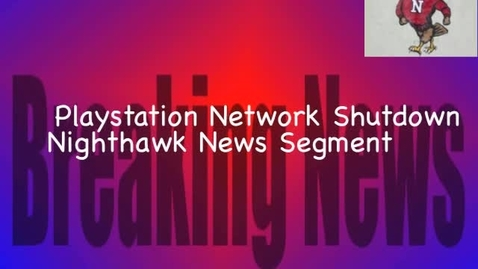 Thumbnail for entry PlayStation Network Shutdown