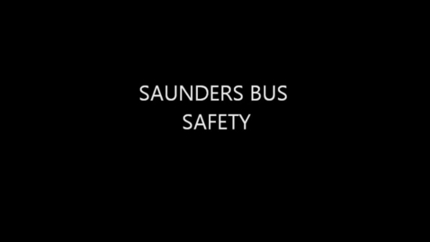 Thumbnail for entry  Bus Safety Video