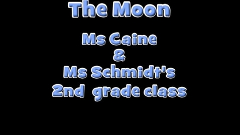 Thumbnail for entry The Moon