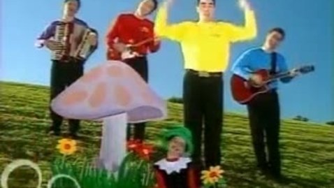 Thumbnail for entry The Wiggles, Head Shoulder Knees and toes