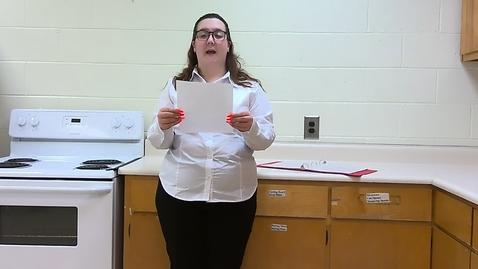 Thumbnail for entry Taylor Rogers-Claxton High School- Entrepreneurship