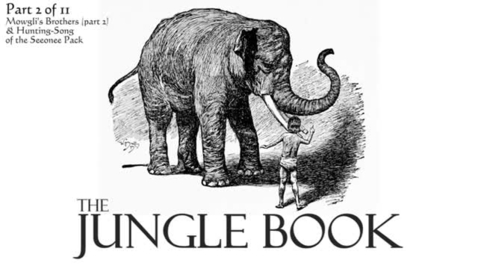 Thumbnail for entry The Jungle Book by Rudyard Kipling - Part 2 of 11 - Mowgli's Brothers (part 2)