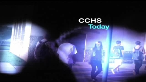 Thumbnail for entry CCHS Today 11/19