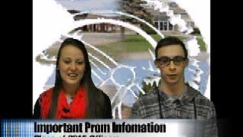 Thumbnail for entry Prom Information Video 2014