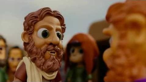 Thumbnail for entry Zacchaeus - Little Clay Bible