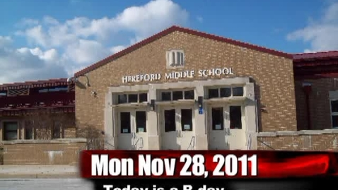 Thumbnail for entry 11-28-11 WHMS Morning News
