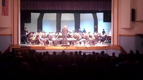 Thumbnail for entry Paul D Schreiber HS Symphonic Band