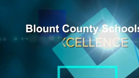 Thumbnail for entry BCS-TV Friendsville Elementary Receives Donation