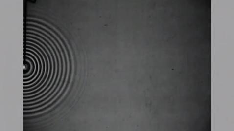 Thumbnail for entry Doppler Effect and Ripple Tank