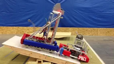 Thumbnail for entry JMAC Robotics Ramp Balancing Act