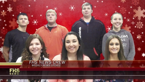 Thumbnail for entry Frazier News 12/11/15