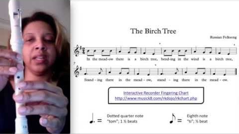Thumbnail for entry The Birch Tree