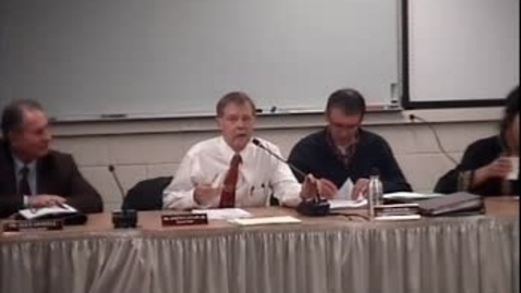 Thumbnail for entry MCPS Board of Trustees Meeting Dec 9 2014