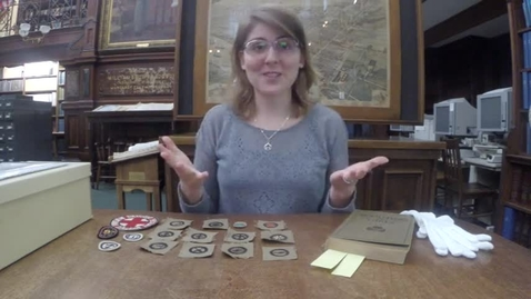 Thumbnail for entry Sophia's Schoolhouse Episode 002: Treasures from the Gordon Family Papers