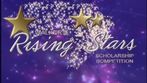 Thumbnail for entry 2010 Walker's Rising Stars Bailey Anders