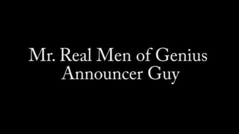 Thumbnail for entry Real Men of Genius LH2