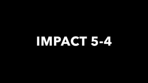 Thumbnail for entry IMPACT 5-4-15: The Javi