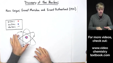 Thumbnail for entry discovery of the nucleus