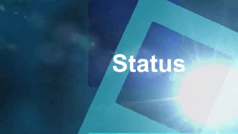 Thumbnail for entry Status Update 4.15