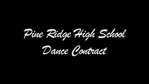 Thumbnail for entry Dance Contract