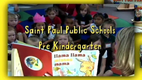 Thumbnail for entry A successful start for SPPS PreK and K students and families