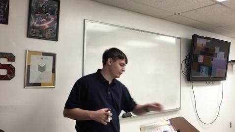 Thumbnail for entry Pre-Algebra 8/26/20