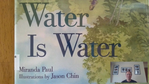 Thumbnail for entry Water is Water, afterword
