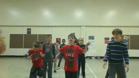 Thumbnail for entry Physical Education  Fifth  Grade Boys Awesome Memories