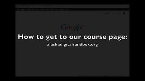 Thumbnail for entry Intro to Mining Tutorial 1: How to Log On