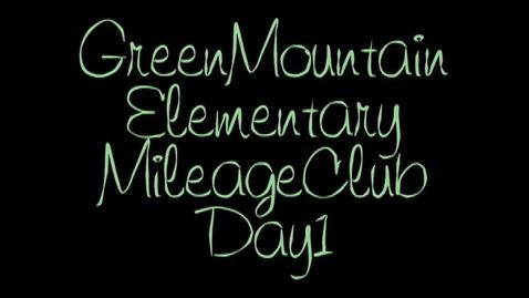 Thumbnail for entry Mileage Club Feb 23, 2011