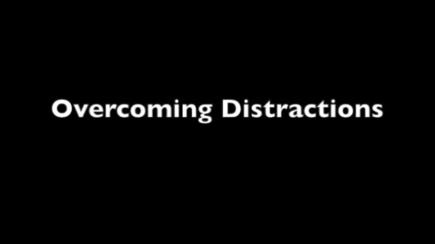 Thumbnail for entry NWHSFF-Overcoming Distractions