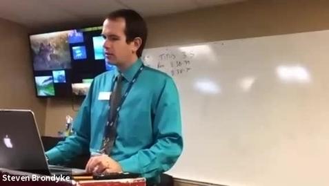 Thumbnail for entry 9/21 Math Class
