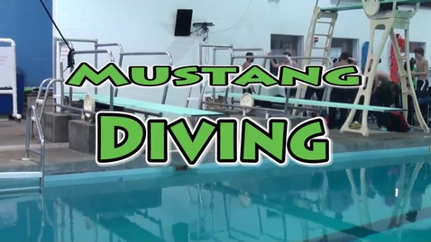 Thumbnail for entry Mustang Diving
