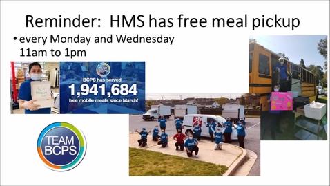 Thumbnail for entry WHMS Morning News February 12, 2021