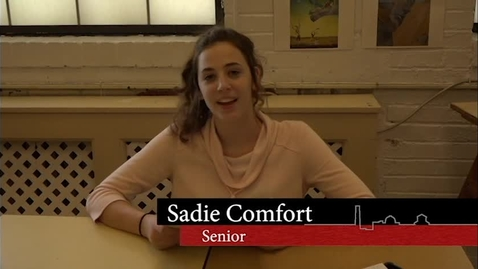 Thumbnail for entry ETC-Sadie Comfort
