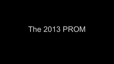Thumbnail for entry (2013) Prom