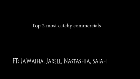 Thumbnail for entry The Top 2 Commercials - WSCN PTV 2015/2016