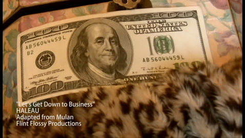 Thumbnail for entry Let's Get Down to Business Econ Music Video