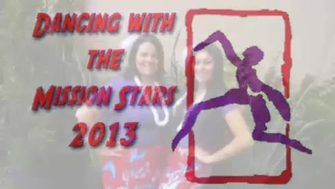 Thumbnail for entry Dancing with the Mission Stars Team 1
