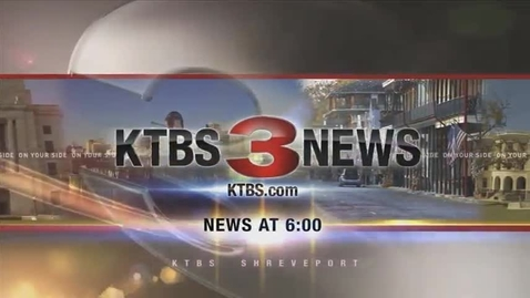 Thumbnail for entry 1st 100 days News Story by KTBS 3 News