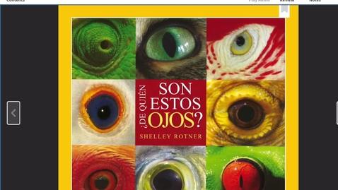 Thumbnail for entry Texto Informativo:Descripción-¿De Quien Son Estos Ojos?