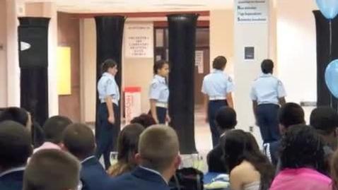 Thumbnail for entry ROTC Ball 2012